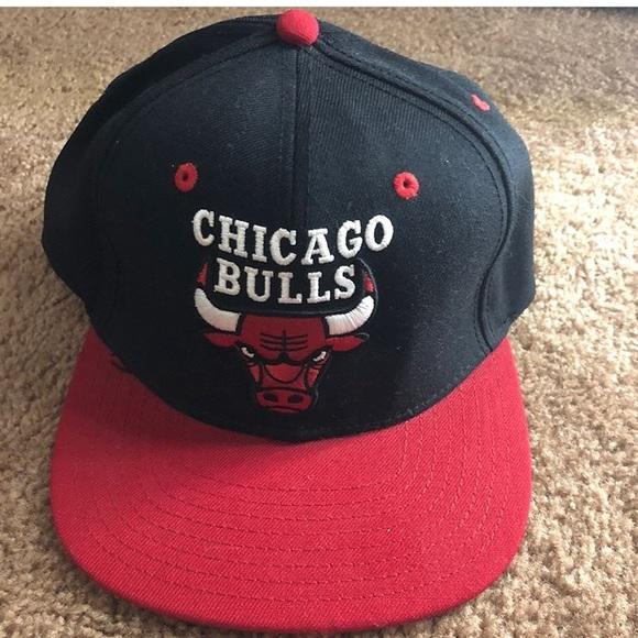 "2a6baa937512f Chicago Bulls ""TISA"" SnapBack. M 5b83389ad6716abec6c9da88"